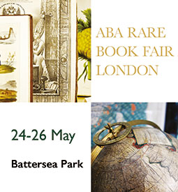 ABA Rare Books Fair London