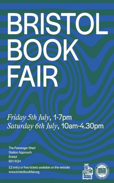 Bristol Book Fair Poster