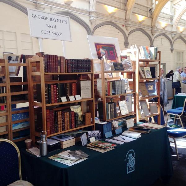 Bristol Book Fair Display