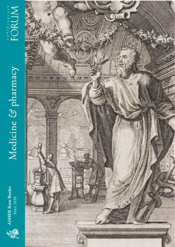 Asher Rare books - Medicine and Pharmacy