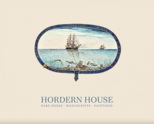 Hordern House, Wonders of the New World