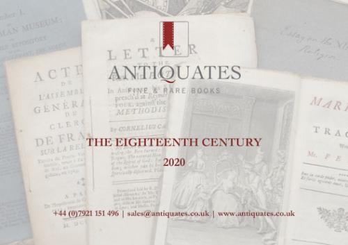 Antiquates - 18th Century