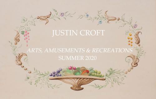 Justin Croft, Arts, Amusements and Recreation