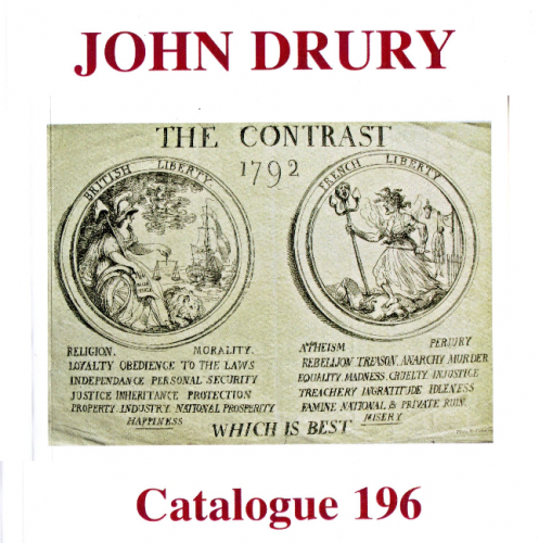 John Drury Catalogue 196