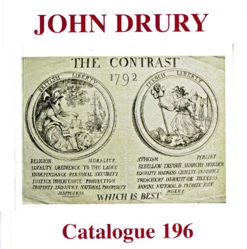 John Drury Catalogue 196