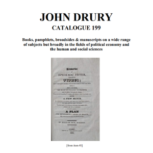 John Drury Catalogue 199