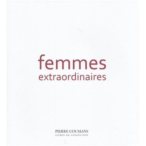 Femmes Extraordinaire Pierre Coumans Antiquarian Books