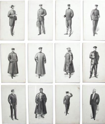 Mark Funke, Catalogue 1