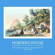 Hordern House 2019 California Book Fair