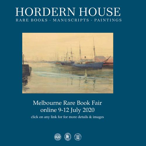 Hordern House, Melbourne 2020