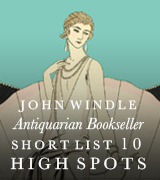 John Windle Short List 10: 25 High Spots