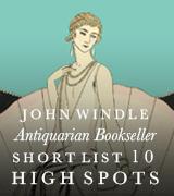 John Windle Short List 10: 25 High Spots
