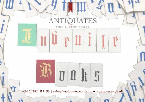 Antiquates - Juvenile books