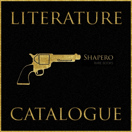 Literature - Shapero Rare Books