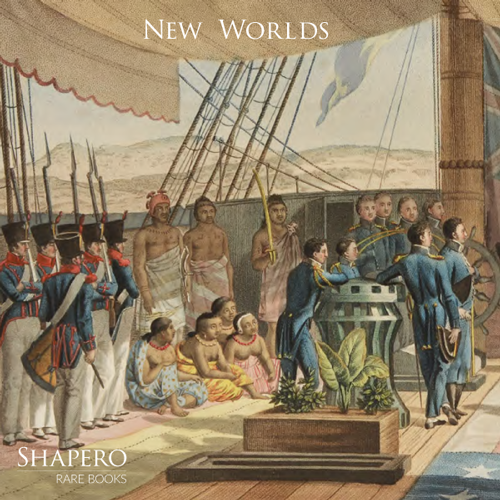 New Worlds: European Voyages to the Pacific & Americas