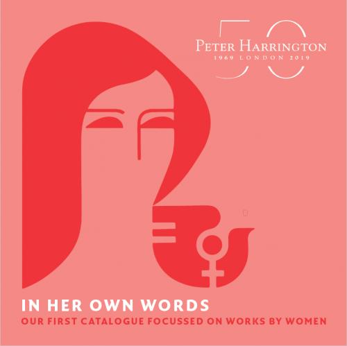 Peter Harrington, In Her Own Words