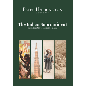 Peter Harrington - Indian Subcontinent