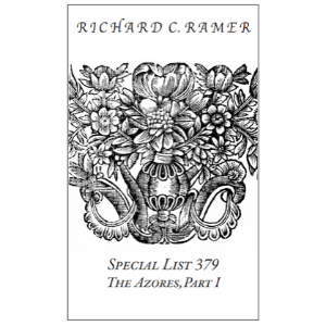 Richard Ramer - List 379