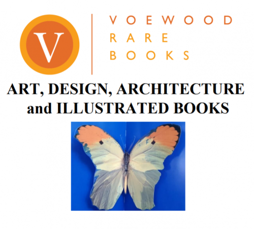 Voewood - Art, Design, Architecture, Illustrated books