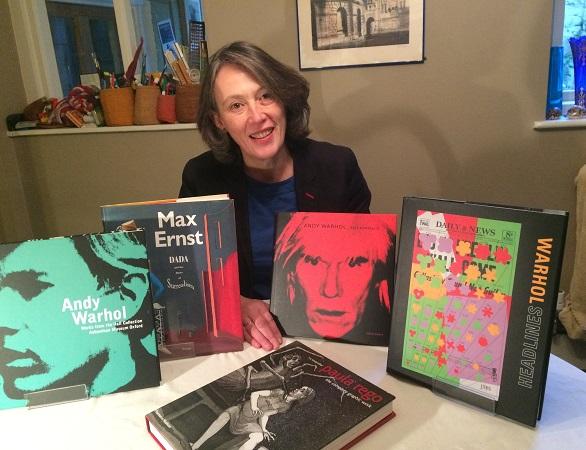 Karen Jakobsen of Bond Books
