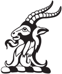 The Book Collector Goat Symbol