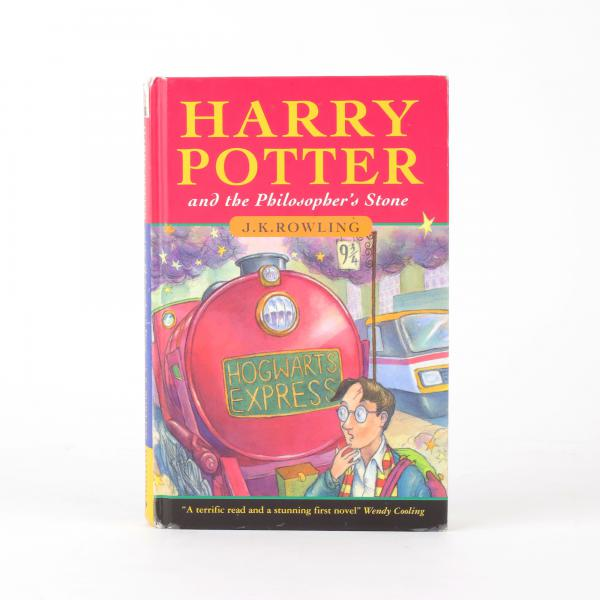 Harry Potter and the Philosophers Stone by JK Rowling - Jonkers Rare Books