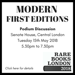 Rare Books London 2018