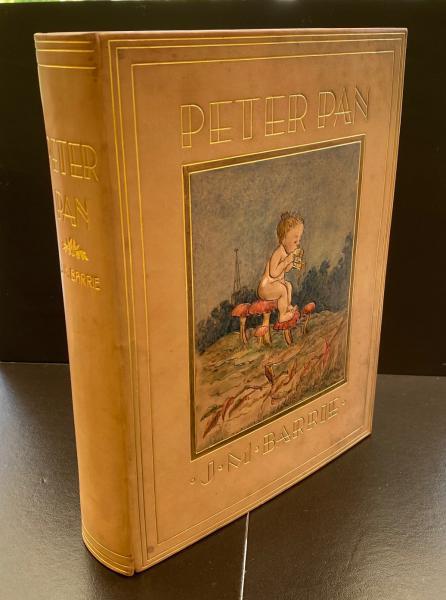 Peter Pan in Kensington Gardens by JM Barrie - Ashton Rare Books