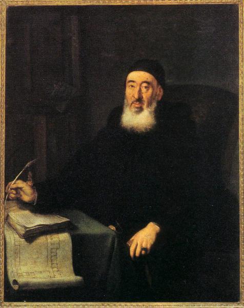 Mechitar Portrait