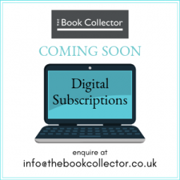 The Book Collector Digital Subscriptions