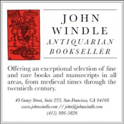 John Windle Antiquarian Bookseller