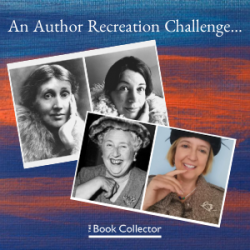 An Author Recreation Challenge