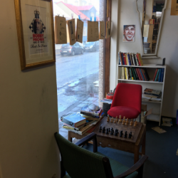 Bobby Fischer chair