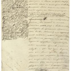 Tolstoy manuscript