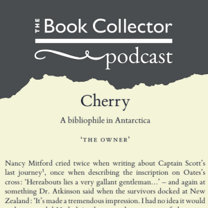 Book Collector Podcast - Cherry