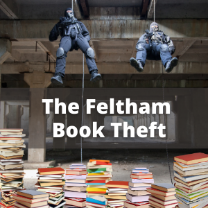 The Feltham Book Theft