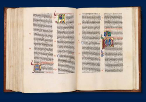 Fust-Schoffer Bible at Ketterer Kunst