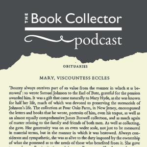 Mary Eccles Obituary