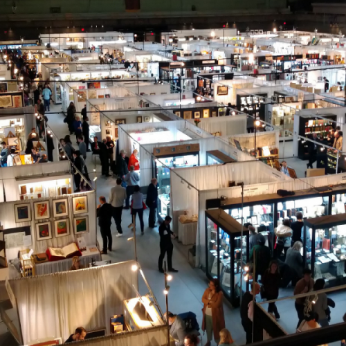 The New York Antiquarian Book Fair 2020