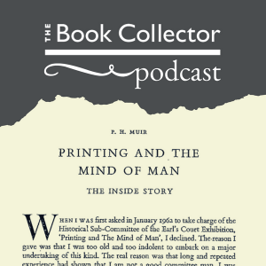 Book Collector Podcast - PMM