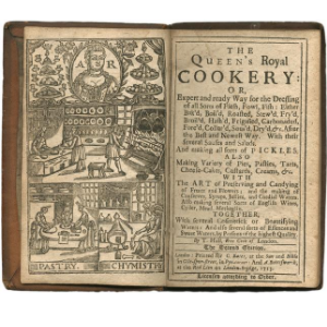 HALL (T.) The Queen's Royal Cookery, 1713 £ 700 - 900