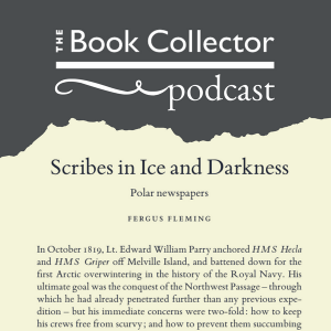 Podcast: Scribes in Ice and Darkness