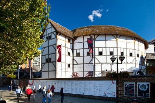 Shakespeares Globe, Photo credit, Clive Sherlock