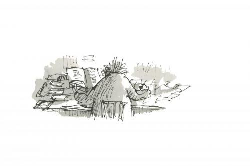 Quentin Blake, Anthology of Readers