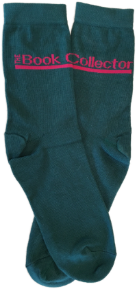 The Book Collector Socks